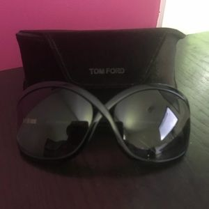 Authentic Tom Ford Sandra Sunglasses